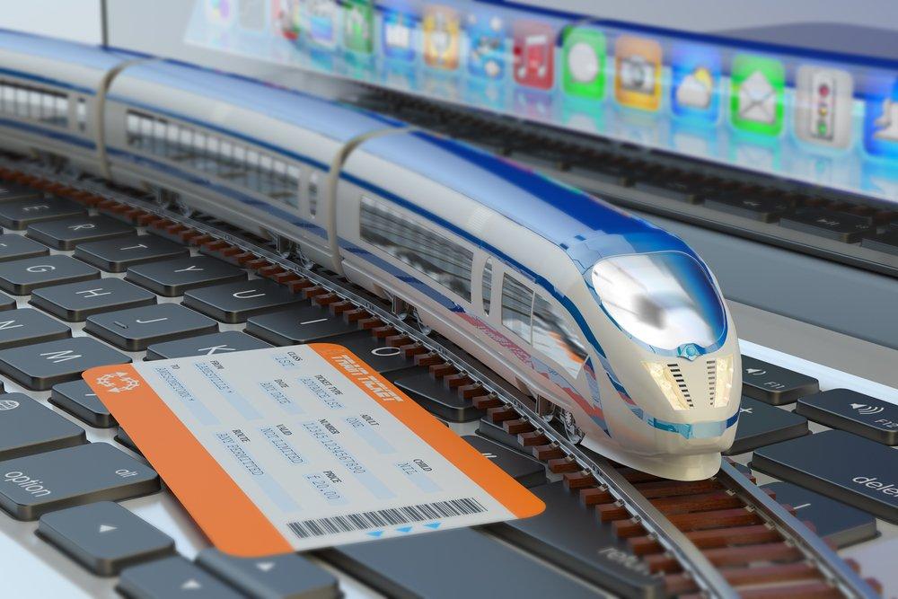 Купить билеты на поезд онлайн